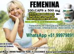 Femenina 100caps x 500mg_BDS